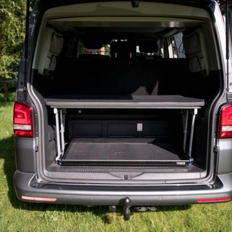 VW T6 Kofferraum Schublade Heckauszug